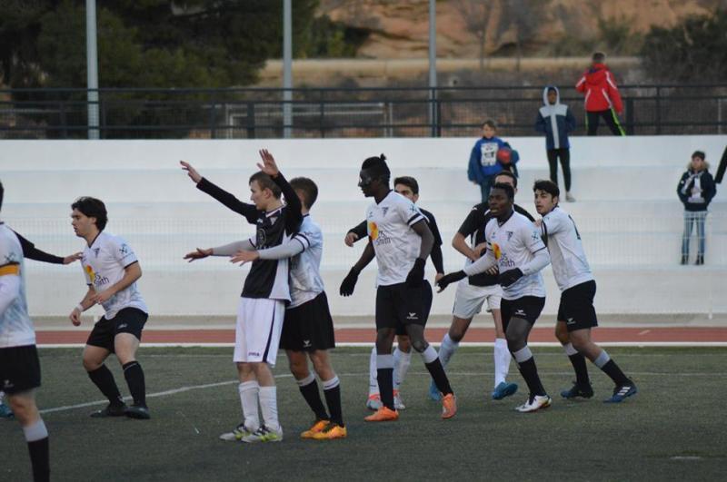 Resultado de imagen de Andorra CF - Alcañiz CF